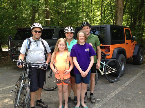 Mountain Biking may 18, 2014