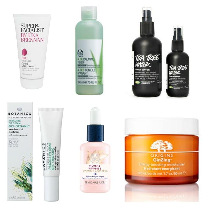Skincare Wishlist #1