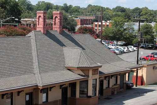 Seaboard Train Station