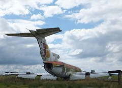 Damaged / Wrecked / Faulty Aircraft