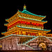 Xi'an Clock Tower  (HDR)