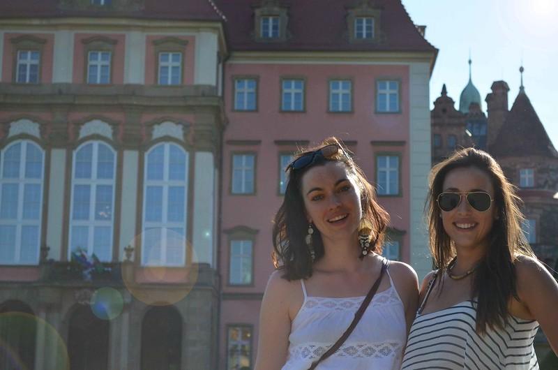 foto de Ola y Alba en Swidnica - Wroclaw