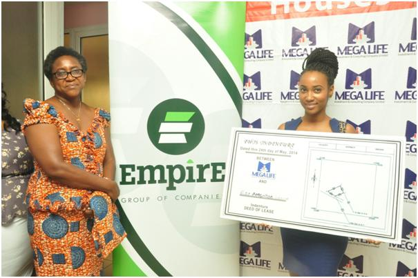 Empire Entertainment and Mega Life Investment award three 'Ghana Meets Naija' patrons