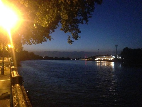 river thames at putney