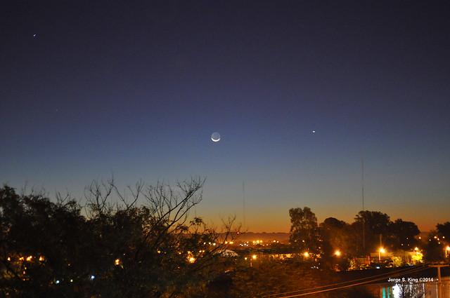 Primera Luna de invierno