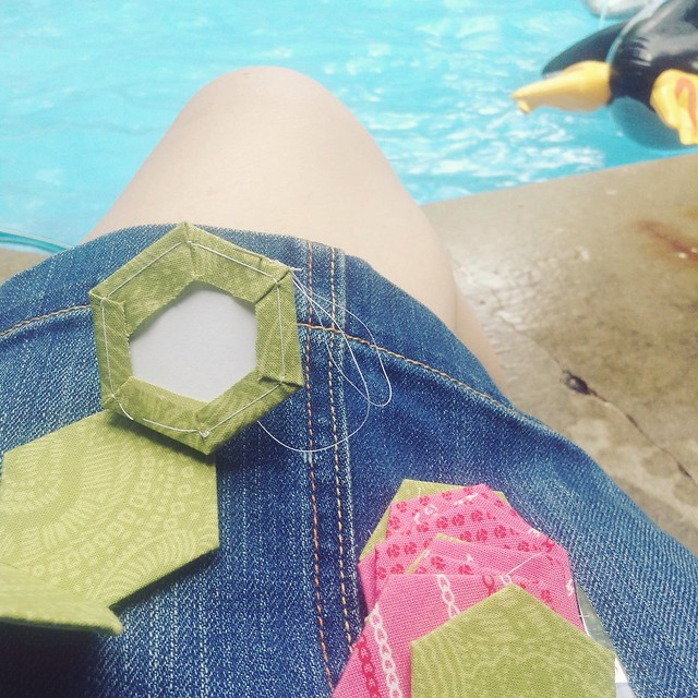 #poolsidestitching