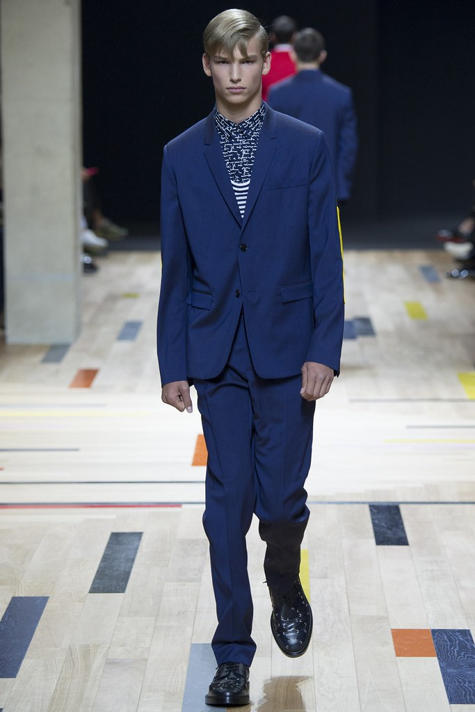 SS15 Paris Dior Homme020_Nash Bajart(VOGUE)