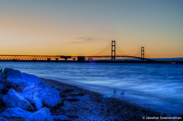 Mackinaw Bridge, MI