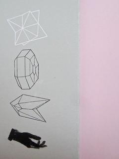 Ortografia della neve, di Francesco Balsamo. incertieditori 2010. Progetto grafico di officina delle immagini. Copertina (part.), 3