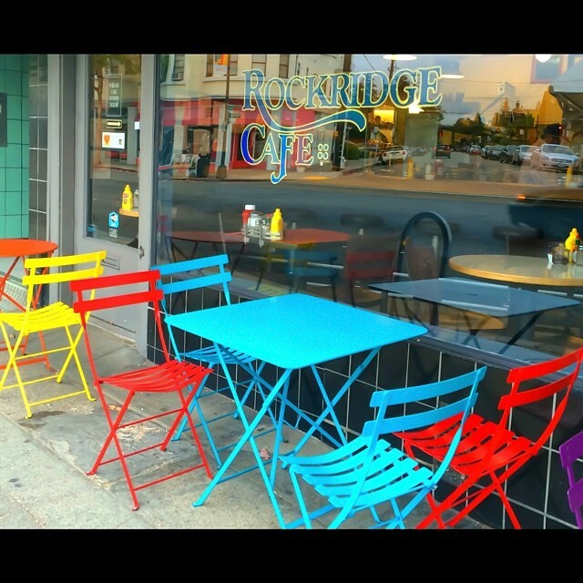 Rockridge Cafe Oakland Ca