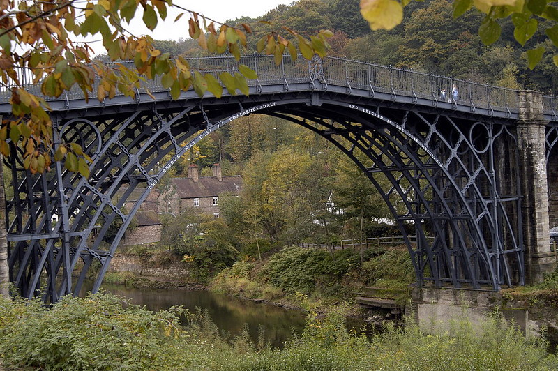 Photo of The Iron Bridge