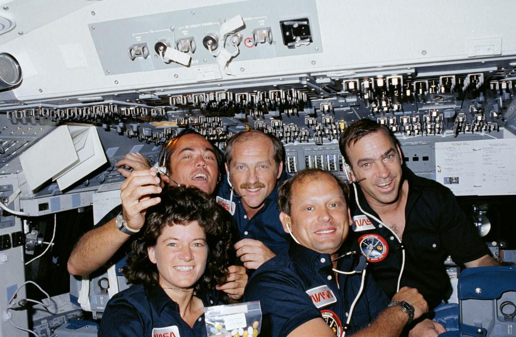 STS-7 Crew