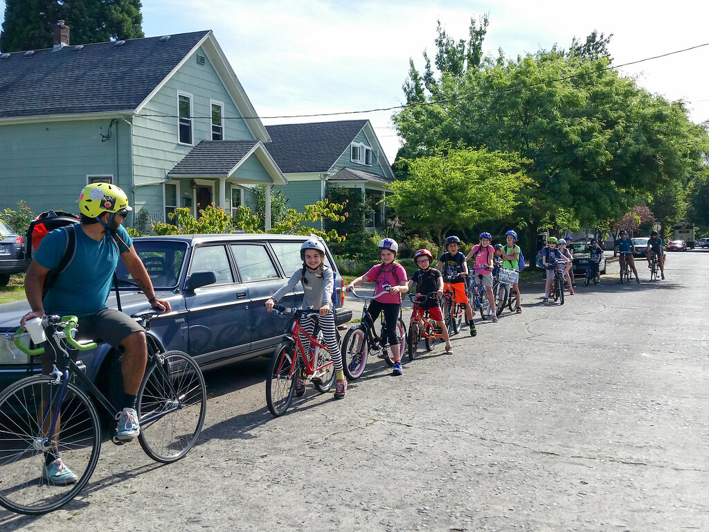Sellwood Bike Camp