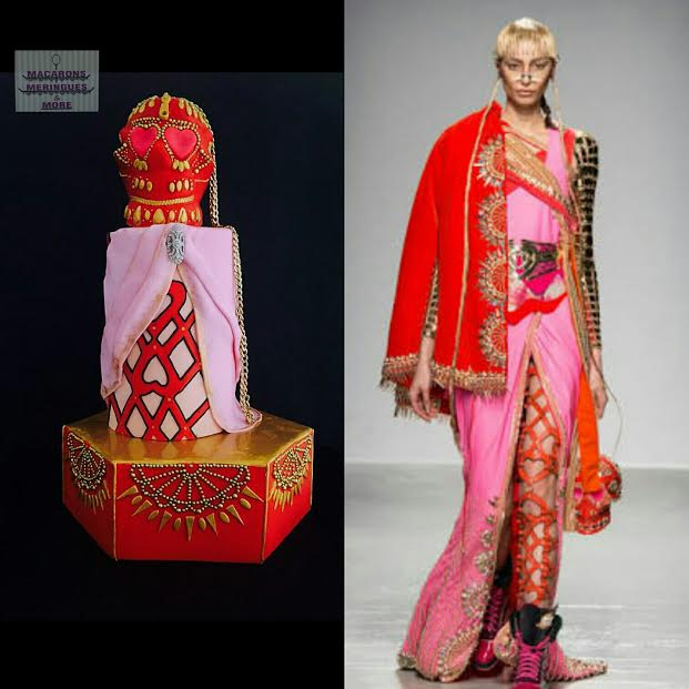 Fashion Passion by Rupal Regina Nunes of Macarons Meringues & More