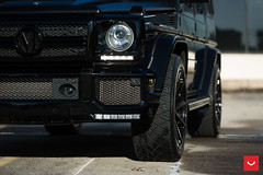 Yoventura Mercedes-Benz G63 - Vossen VFS-1 Wheels - © Vossen Wheels 2015 - 1013
