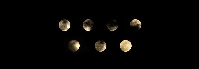 Moon Nov 14, 2016 in Perlis, Malaysia