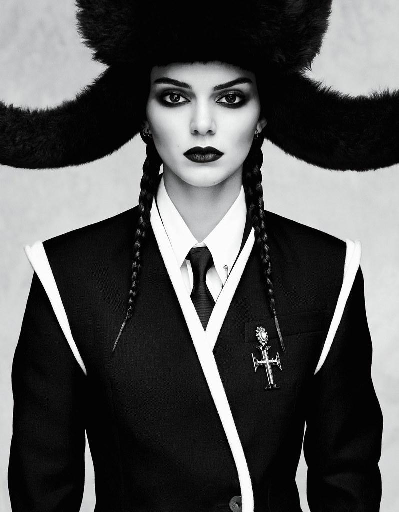 Кендалл Дженнер — Фотосессия для «Vogue» JP 2016 – 13