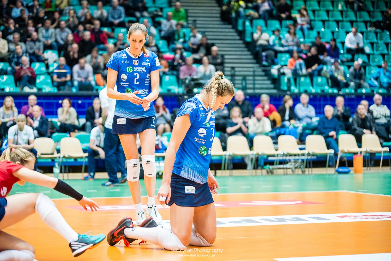 Orlen Liga Impel Wrocław-Tauron MKS Dąbrowa Górnicza