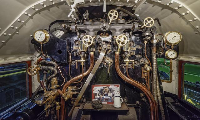 National Railway Museum York The Duchess of Hamilton