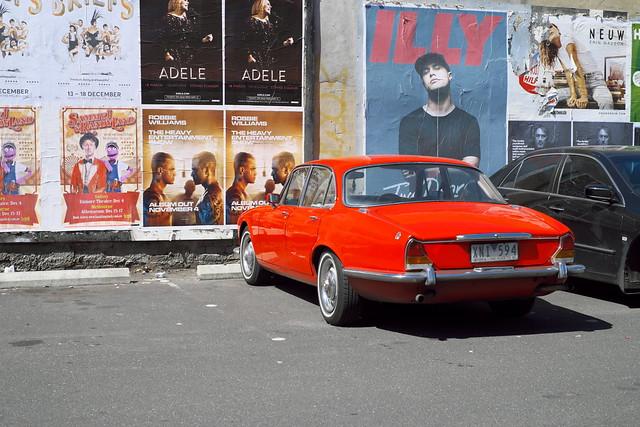 Red Jaguar, Fujifilm X-T1, XF35mmF1.4 R