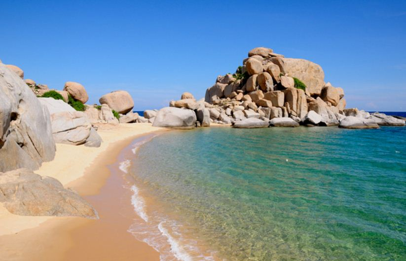 Biển Sơn Hải