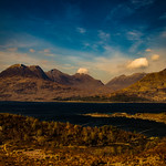 4. Detsember 2016 - 19:22 - I've got to say, I just love Scotland, the country is so diverse in so many ways from its landscape to its culture, its food and its music, its no wonder that it is called the best small country in the world. Come take a look but avoid the tourist places and come and see the real Scotland. In this shot you can see a small part of the mountainous North West Highlands.