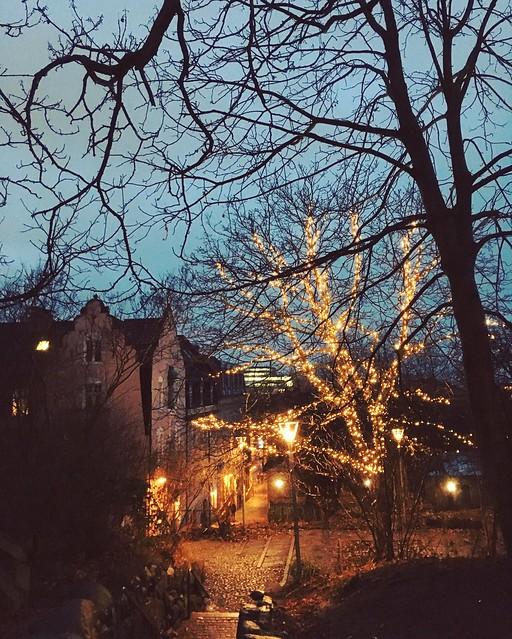 first of december, thursday, helsingborg