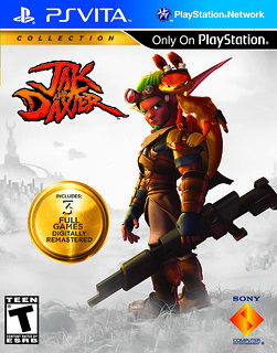 Jack and Daxter Collection PS Vita
