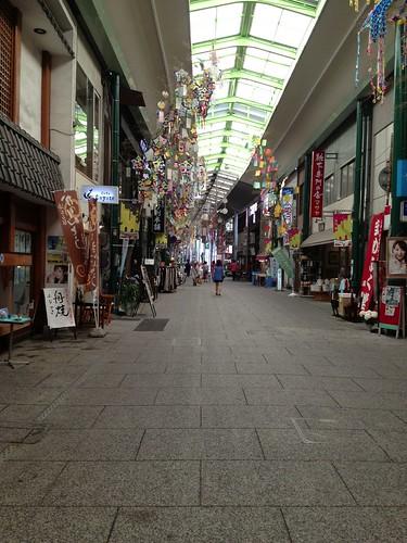 尾道商店街 by haruhiko_iyota