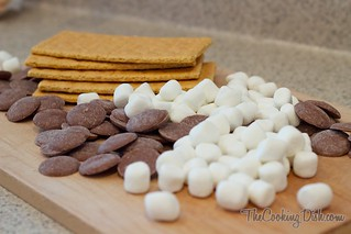 Smore-Babies-Smurds-001-The-Cooking-Dish-Chris-Mower | by Chris Mower