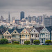 Alamo Square Painted Ladies by Justin in SD
