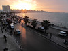 Sunset at the Corniche