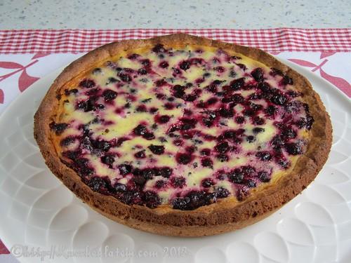 ©Schwarze Johannisbeeren Torte (1)