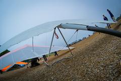 Hang Glider at Fort Funston