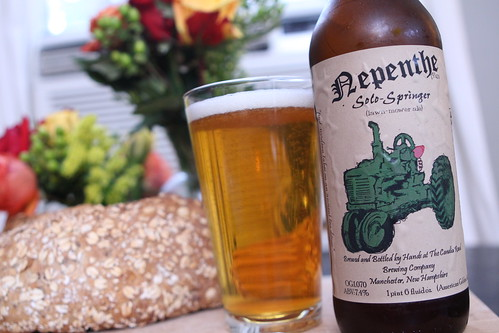 Candia Road Brewing Company Nepenthe Solo-Springer