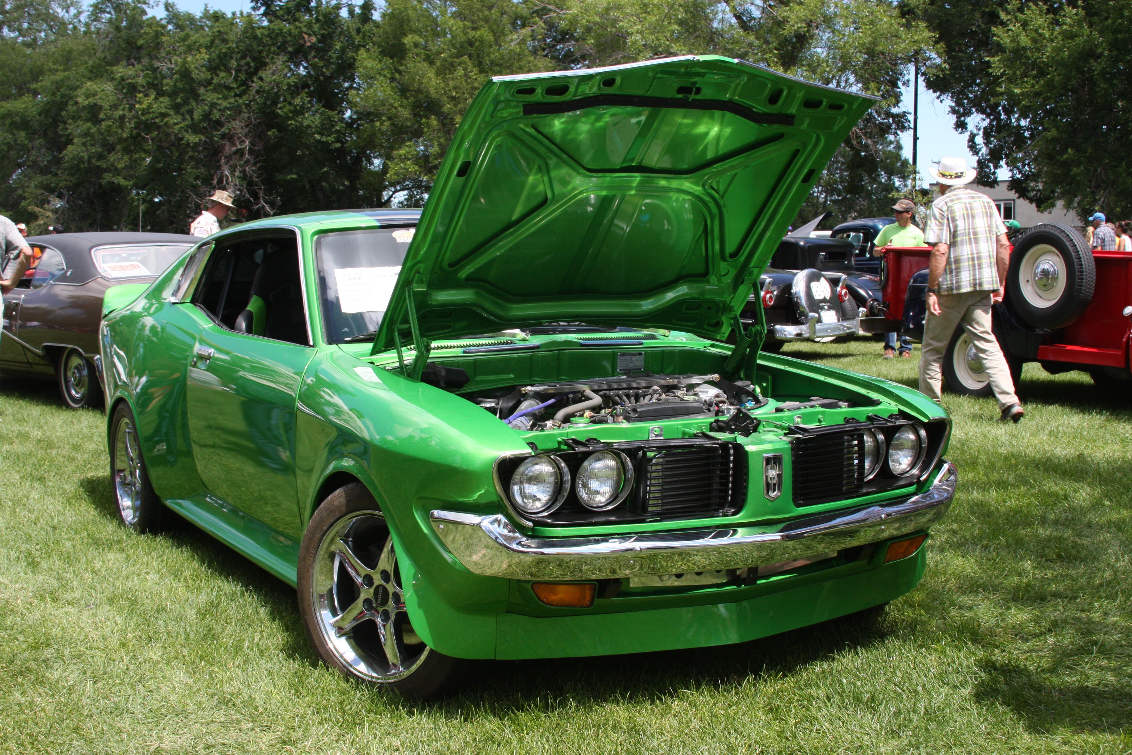 1973 Toyota Corona Mark Ii Coupe