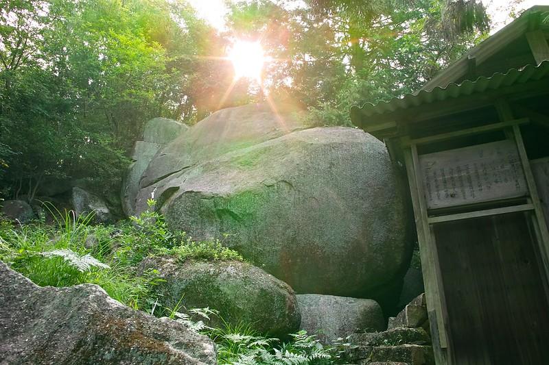 大石箱畳神社 #6