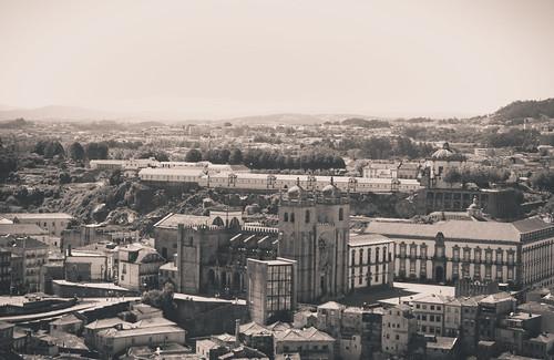 Catedral de Oporto by treboada