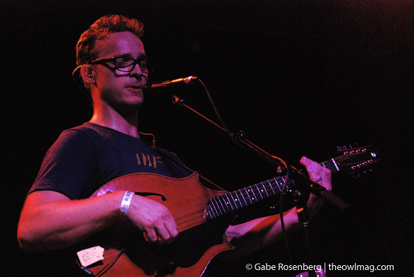 Ben Sollee @ Altar Bar, Pittsburgh 8/9/13
