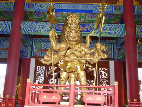 Yunnan13-Dali-12. Pavillon des sculptures (6)
