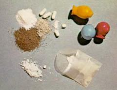heroin packaging balloons stamp bags