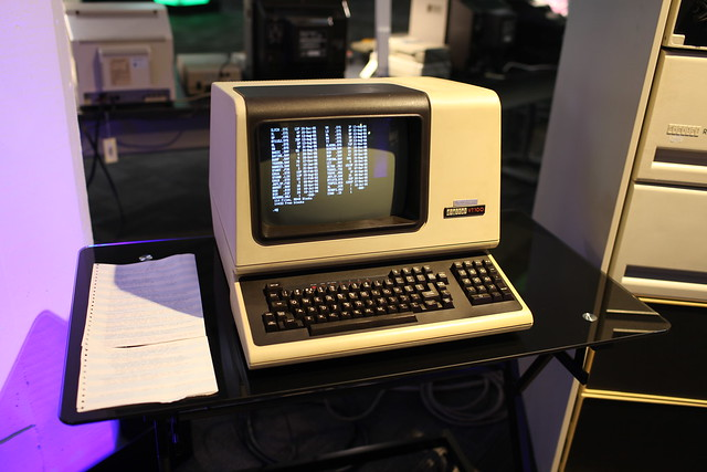 Image of a VT100 Terminal by Jason Scott