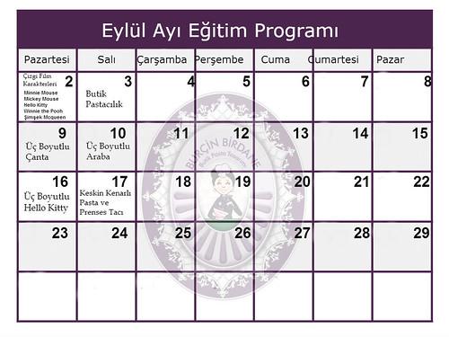 Eylul Egitim Programi