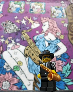 LEGO Collectible Minifigures Series 11 : Saxophone Player