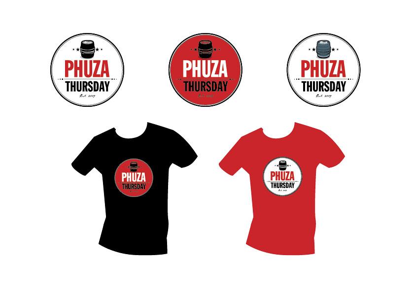 Phuza Thursday t-shirt design competition - Jonathan Whelan