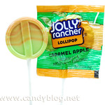 Jolly Rancher Caramel Apple Lollipops