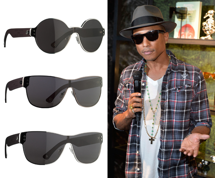 PharrellMonclerSunglasses