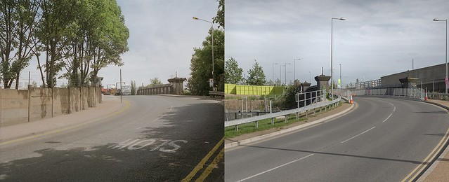 waterden bridge 2003-2013