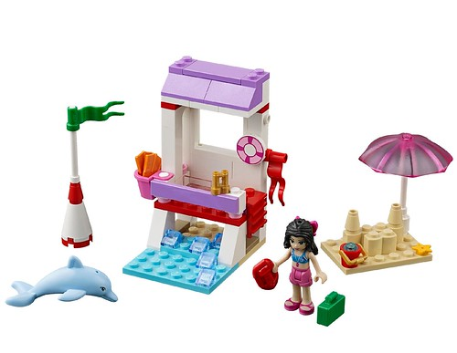 LEGO-Friends-Emmas-Lifeguard-Stand-41028-1