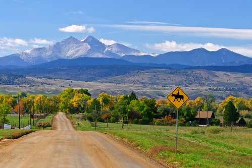 fall landscape colorado logspeak